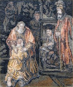 L'abbraccio misericordioso (Rembrandt) / The Prodigal Son (Rembrandt)