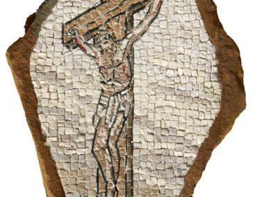 Cristo crocefisso nel sasso
