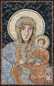 Icona Madonna Czestochowa