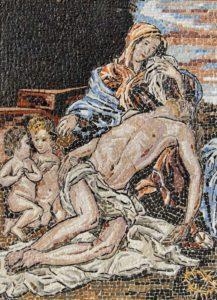 La Pietà di Giovanni Battista Gaucci / Giovanni Battista Gaucci's Pieta