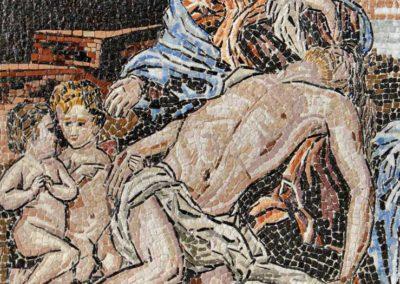 La Pietà di Giovanni Battista Gaucci / Giovanni Battista Gaucci's Pietà