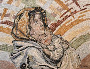 Madonna del Ferruzzi arcobaleno