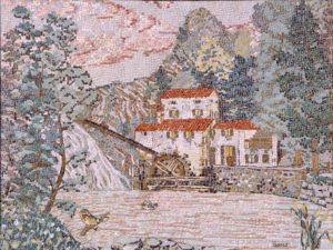 Il mulinetto della croda / The mill of the rock