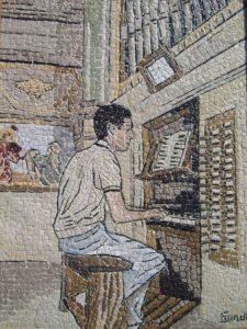 Il suonatore d'organo / Organ player