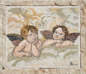 putti / angel children