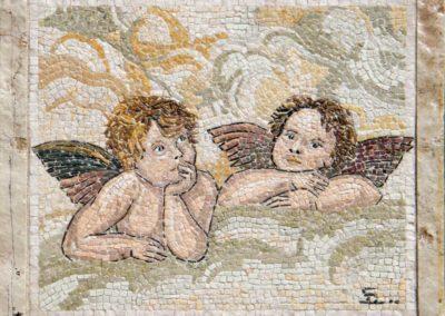 putti / angel children