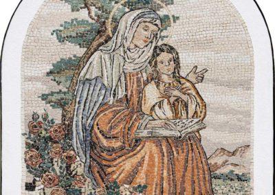 Sant'Anna e Maria bambina