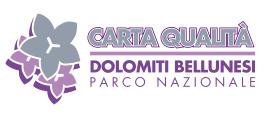 Carta Qualità Dolomiti Bellunesi Parco Nazionale