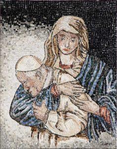 Giovanni Paolo II e Madonna