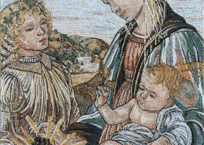 Madonna dell'Eucarestia - Botticelli