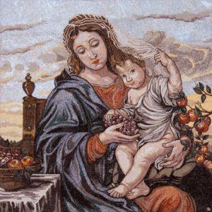 Madonna dell'Uva del Botticelli