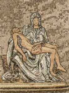 Pietà del Michelangelo / Michelangelo's Pietà