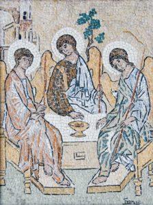 Trinità di Rublev / Rublev Trinity