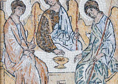 Riproduzione della Trinità di Rublev / Rublev Trinity reproduction